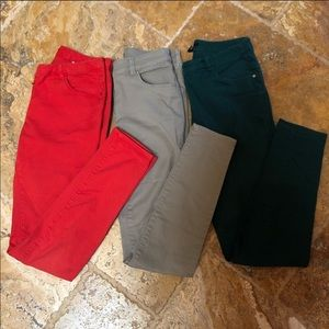 ⬇️Final Price Drop‼️H&M Skinny Bundle of 3 Pairs